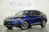 2015 BMW X4 xDrive28i X-Line Driving Asst Plus Technology Cameras