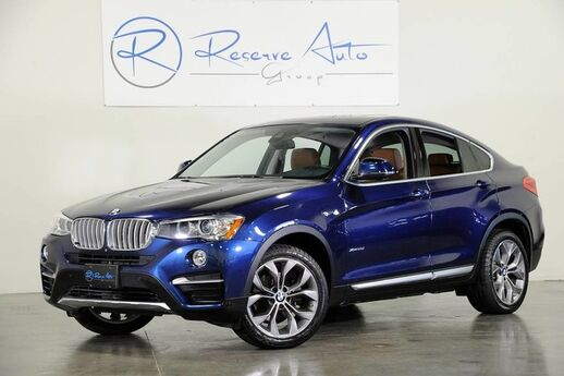 2015 BMW X4 xDrive28i X-Line Driving Asst Plus Technology Cameras The Colony TX