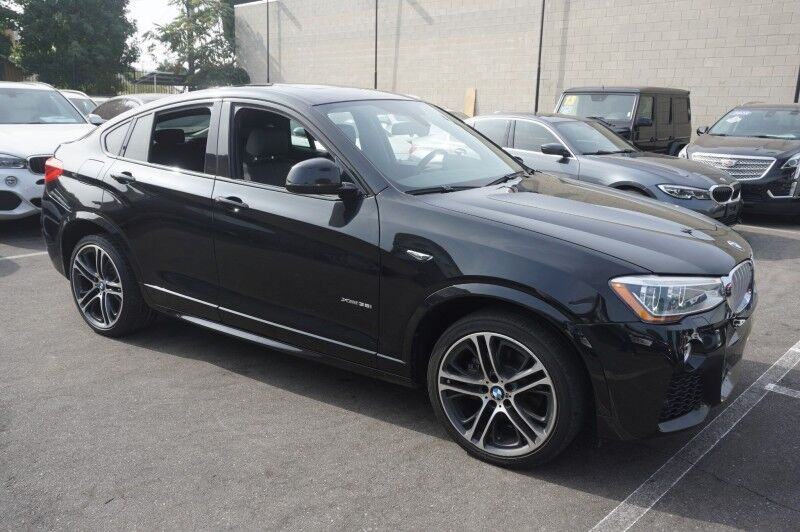 2015 BMW X4 xDrive35i (10/14) M-SPORT PACKAGE / PANORAMA ROOF Monterey Park CA