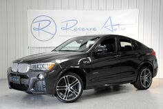 2015 BMW X4 xDrive35i HUD M-Sport Navi Pano Backup Camera