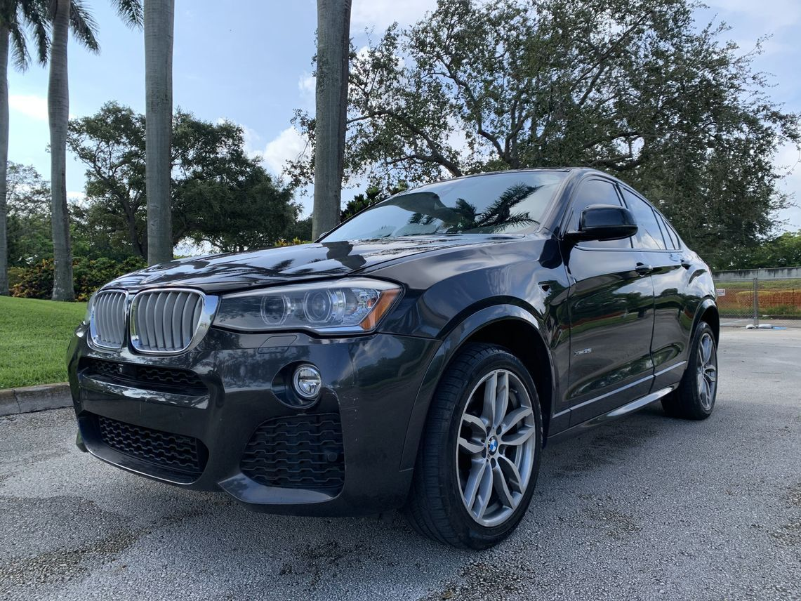 2015 BMW X4 xDrive35i Sport Utility 4D Hollywood FL