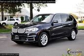 2015 BMW X5 3RD Row, Driver's Assistance with Heads Up Display xDrive35i with 19 Wheels, Cold Weather and so much More....
