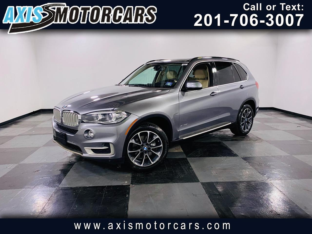 2015 BMW X5 AWD 4dr xDrive35i w/Backup Camera Navigation Panor Jersey City NJ