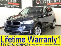 BMW X5 DRIVER ASSIST PKG NAVIGATION SUNROOF LEATHER HEATED SEATS REAR CAMERA 2015