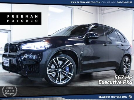 2015_BMW_X5 M_567 HP Surround Cam Executive Package_ Portland OR