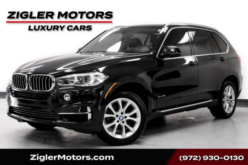 2015 BMW X5 sDrive35i Addison TX
