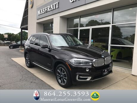 2015 BMW X5 sDrive35i Greenville SC