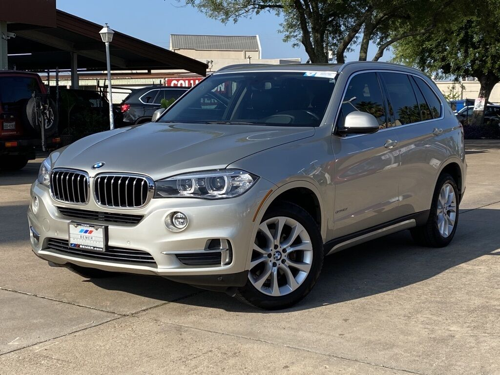 2015_BMW_X5_sDrive35i_ Houston TX