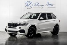 2015 BMW X5 sDrive35i MSport 3rd Row 7-Passenger Seating