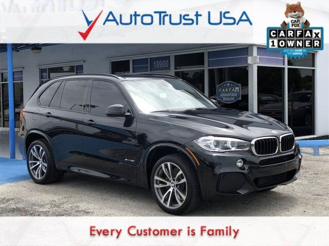 2015 BMW X5 sDrive35i Miami FL