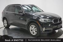 BMW X5 sDrive35i NAV,CAM,PANO,HTD STS,PARK AST,HID LIGHTS 2015