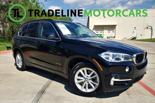 2015 BMW X5 sDrive35i NAVIGATION, PANO SUNROOF, REAR VIEW CAMERA, AND MUCH MORE!!! CARROLLTON TX