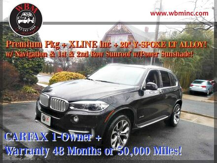 2015_BMW_X5_w/ Technology Package_ Arlington VA