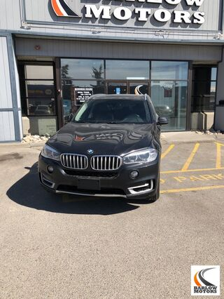 2015_BMW_X5_xDrive35d CLEAN CAR FAX NAVI SUNROOF_ Calgary AB