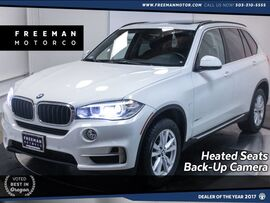 2015 BMW X5 xDrive35d Diesel Heated Seats Back-Up Cam Nav