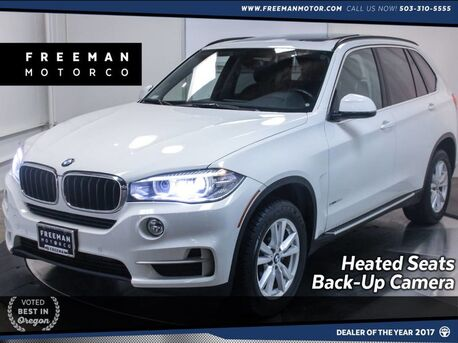 2015_BMW_X5_xDrive35d Diesel Heated Seats Back-Up Cam Nav_ Portland OR