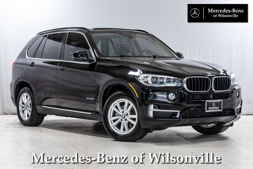 2015 BMW X5 xDrive35d Wilsonville OR