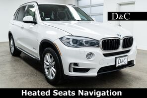 2015_BMW_X5_xDrive35d Heated Seats Navigation_ Portland OR