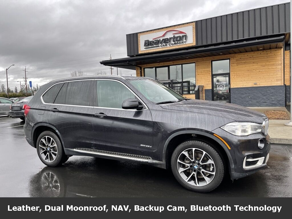 2015 BMW X5 xDrive35d OR