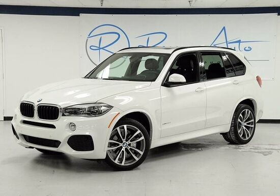 2015_BMW_X5_xDrive35d M-Sport Navigation Contour Seats One-Owner_ The Colony TX