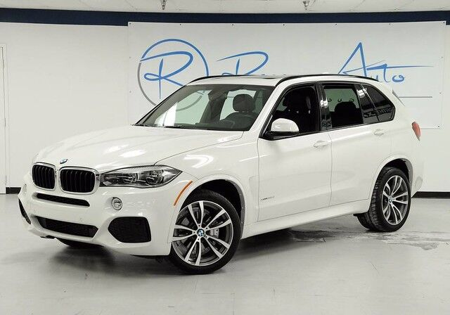 2015 BMW X5 xDrive35d M-Sport Navigation Contour Seats One-Owner The Colony TX