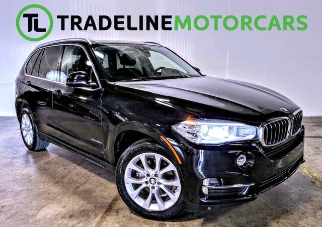 2015 BMW X5 xDrive35d NAVIGATION, SUNROOF, LEATHER AND MUCH MORE!!! CARROLLTON TX