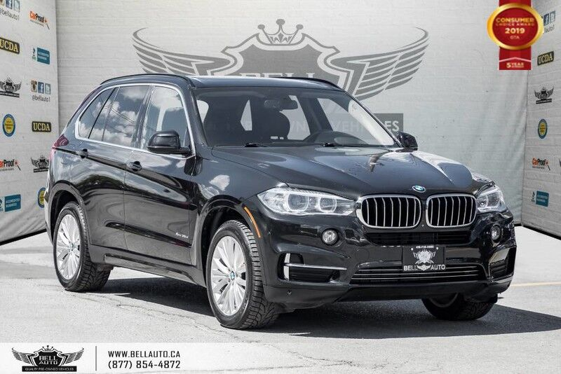2015 BMW X5 xDrive35d, NO ACCIDENT, AWD, NAVI, BACK-UP CAM, BLINDSPOT
