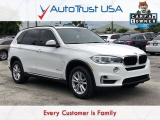 BMW X5 xDrive35i 1 OWNER NAV PANO ROOF BACKUP CAM FULLY LOADED 2015