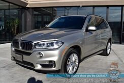 2015_BMW_X5_xDrive35i / AWD / Driver Assistance Plus Pkg / Sport Pkg / Front & Rear Heated Leather Seats / Heated Steering Wheel / Navigation / Harman Kardon Speakers / Panoramic Sunroof / HUD / Blind Spot Alert / Bluetooth / Back Up Camera_ Anchorage AK