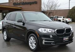BMW X5 xDrive35i/AWD/Nav/Rear Cam/Bluetooth Audio/Pano Roof/Clean! 2015