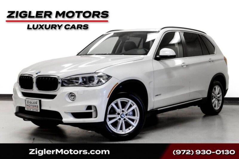 2015 BMW X5 xDrive35i Addison TX