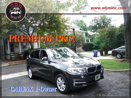2015_BMW_X5_xDrive35i_ Arlington VA
