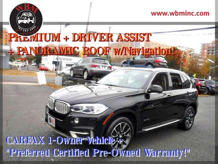2015_BMW_X5_xDrive35i_ Arlington VA
