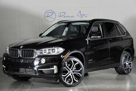 2015_BMW_X5_xDrive35i Drivers Asst Navigation Rear Camera One Owner_ The Colony TX