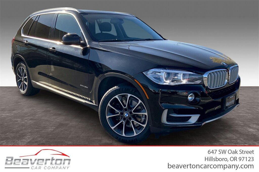 2015 BMW X5 xDrive35i OR