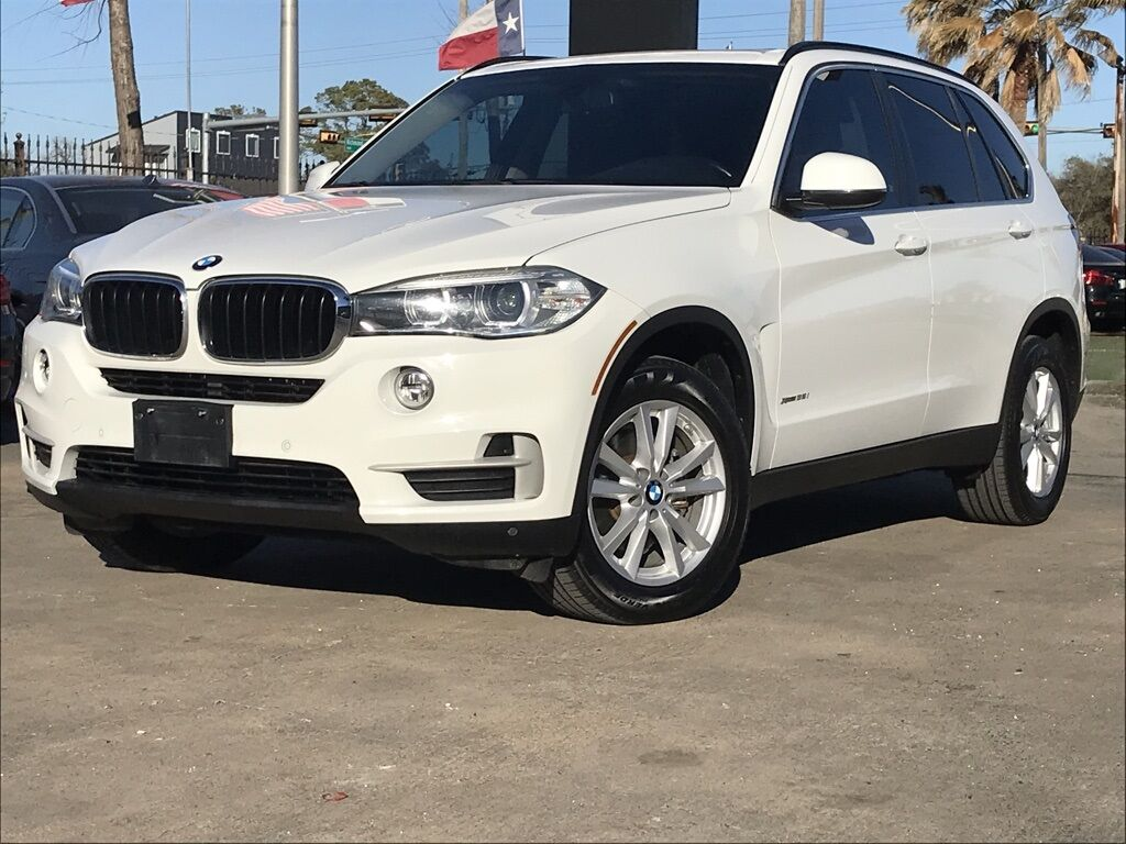 2015_BMW_X5_xDrive35i_ Houston TX