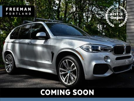 2015_BMW_X5_xDrive35i M Sport Adaptive Cruise Climate Seats_ Portland OR