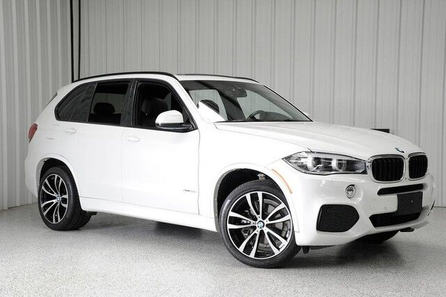 2015 BMW X5 XDrive35i M Sport Driver Assist Plus Pkg Premium The