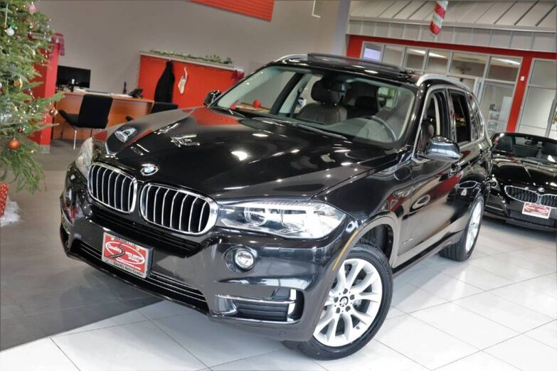 2015 BMW X5 xDrive35i Premium Cold Weather Package Luxury Line Sunroof 1 Owner Springfield NJ