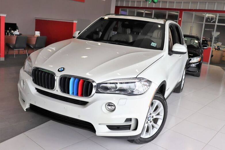 2015 BMW X5 xDrive35i Premium Luxury Seating Drivers Assist Plus Cold Weather Package Sunroof Navigation Springfield NJ