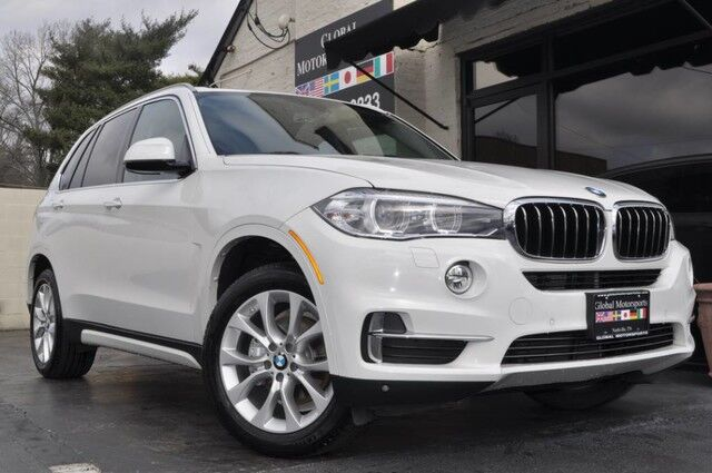 2015 BMW X5 xDrive35i/Premium Pkg w/ Comfort Access/Driver Assistance Pkg w/ Rear-View Camera & Park Distance Control/Cold Weather Pkg w/ Heated Front & Rear Seats, Heated Steering Wheel/Lighting Pkg/Panoramic Roof/HK Audio Nashville TN