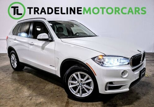 2015 BMW X5 xDrive35i REAR PARKING AID, NAVIGATION, LEATHER AND MUCH MORE!!! CARROLLTON TX