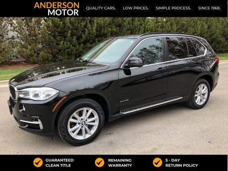 2015 BMW X5 xDrive35i Salt Lake City UT