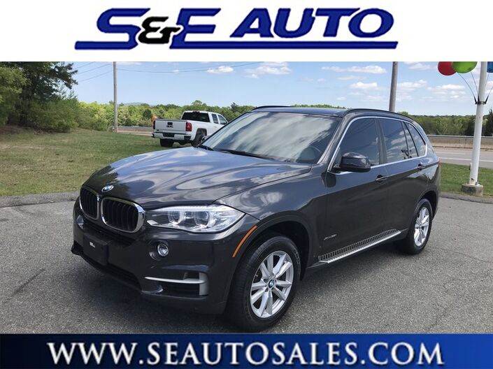 2015 BMW X5 xDrive35i Weymouth MA