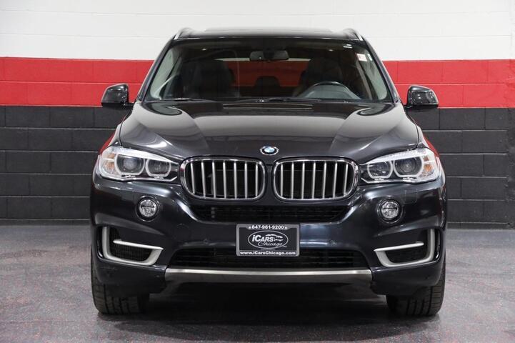 2015 BMW X5 xDrive50i 4dr Suv Chicago IL