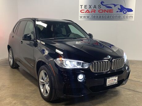 2015 BMW X5 xDrive50i AWD M SPORT M SPORT PKG DRIVER ASSIST PKG PLUS EXECUTIVE PKG HEADSUP DISPLAY Carrollton TX