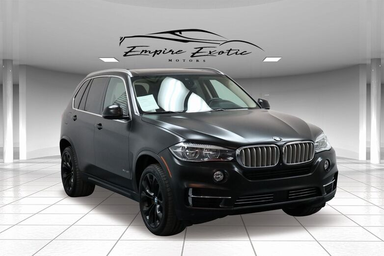 2015 BMW X5 xDrive50i Addison TX