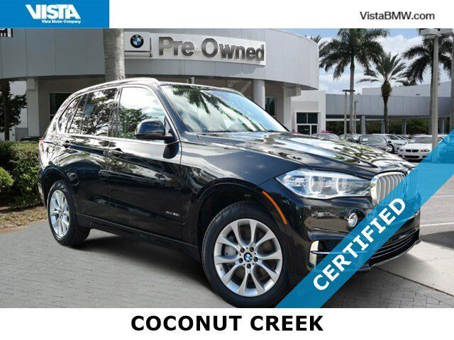 2015 BMW X5 xDrive50i Coconut Creek FL