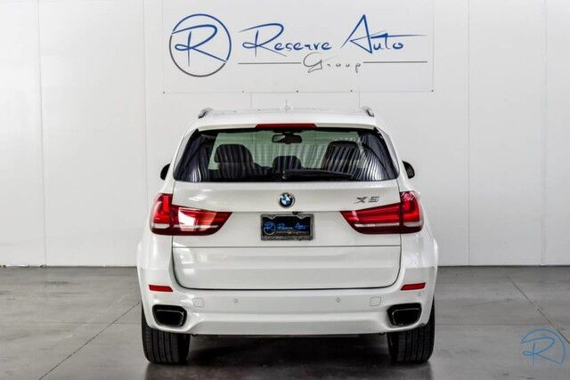 2015 BMW X5 XDrive50i M Sport Executive Pkg Comfort Access The