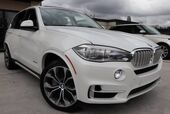 2015 BMW X5 xDrive50i REAR ENTERTAINMENT SPORT PACKAGE